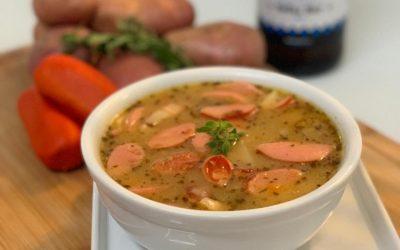 Buffet de sopas em Curitiba é no Restaurante Original Munich